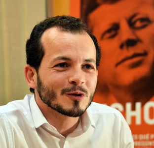 Pablo Baena, candidato riojano de C's al Congreso