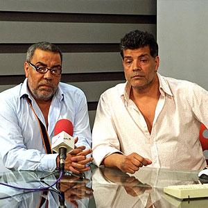 José y Juan Salazar vuelven a su tierra, Badajoz