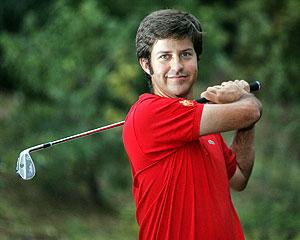 Golfista extremeño