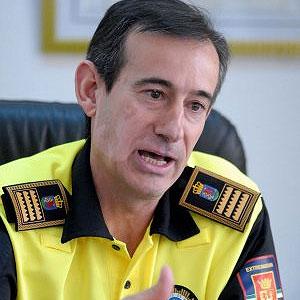 Jefe de la Policía Local de Badajoz